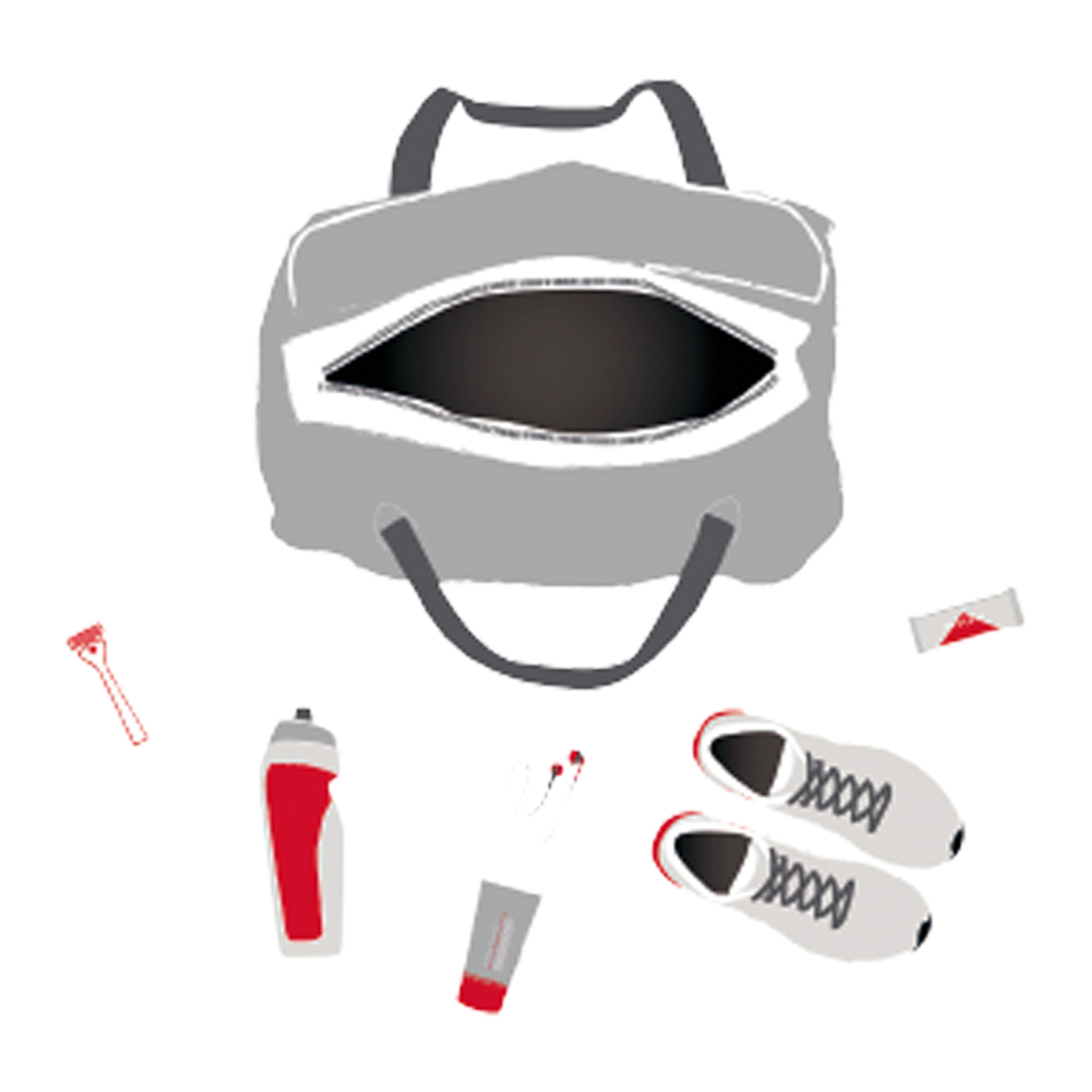 The Ultimate Gym Bag