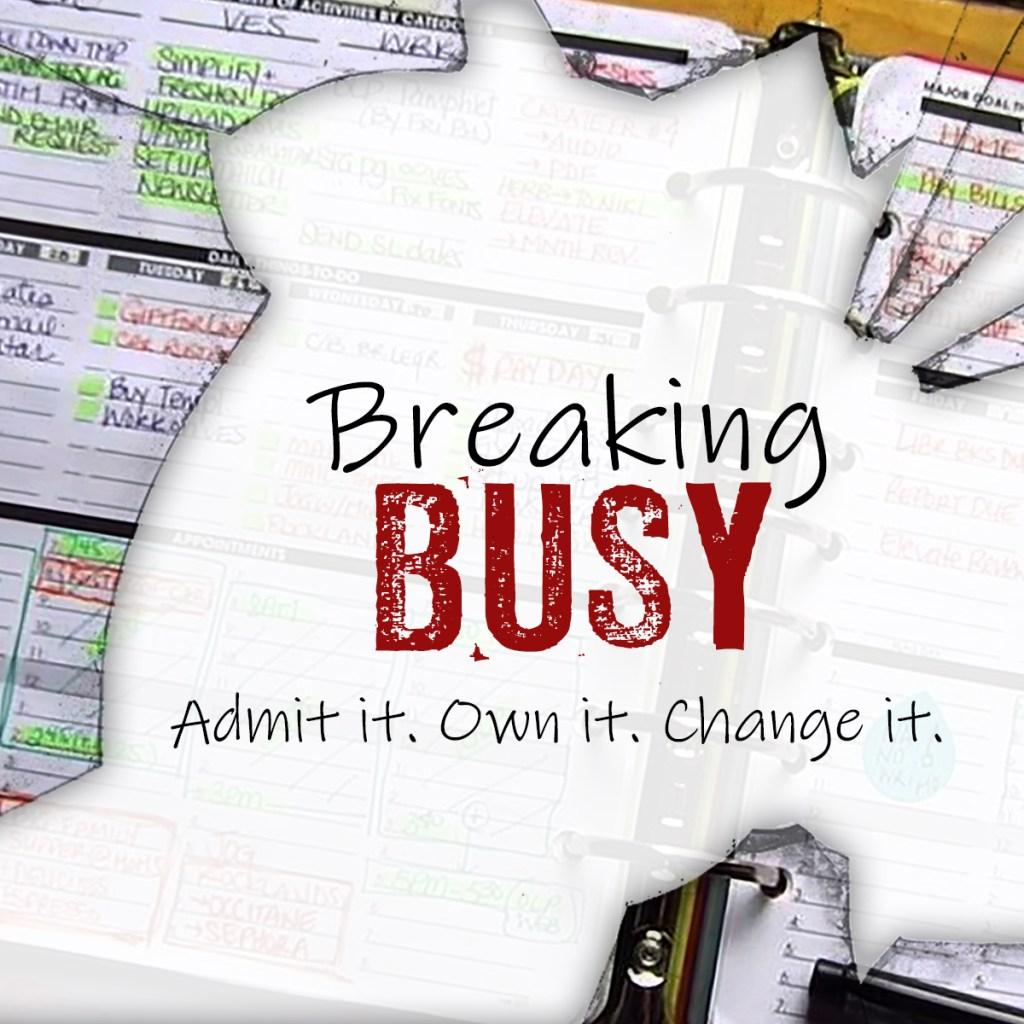 Beneath Busy