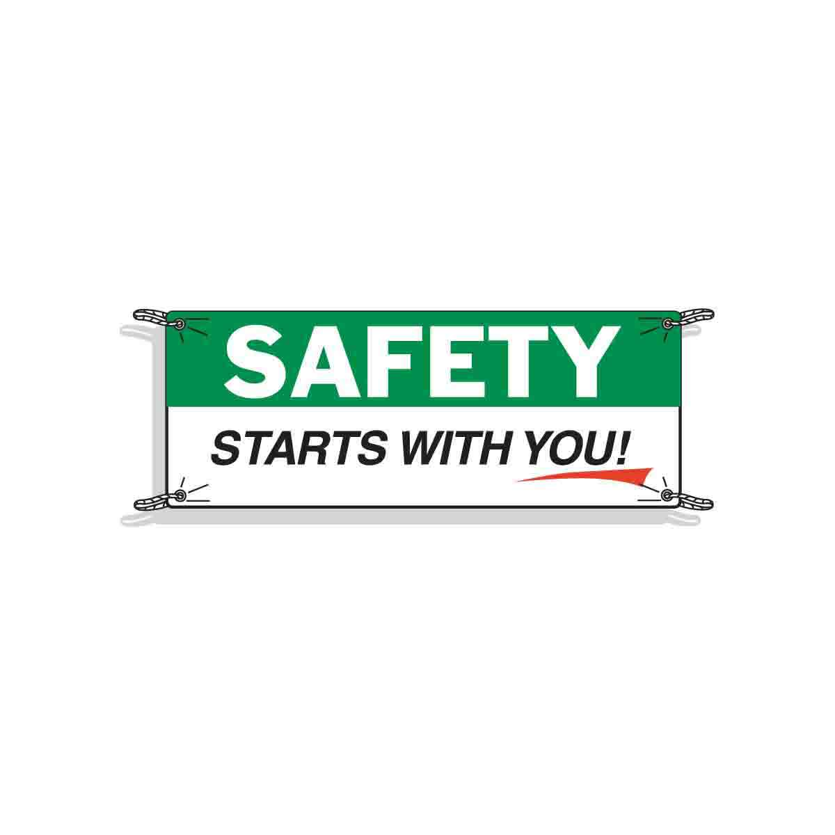 Safety Starts Daily Motivational Quotes
