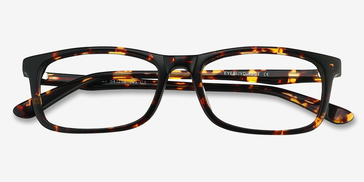 Pat BrownTortoise Women Acetate Eyeglasses EyeBuyDirect
