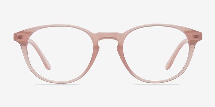 Sea Breeze Pink Women Plastic Eyeglasses EyeBuyDirect
