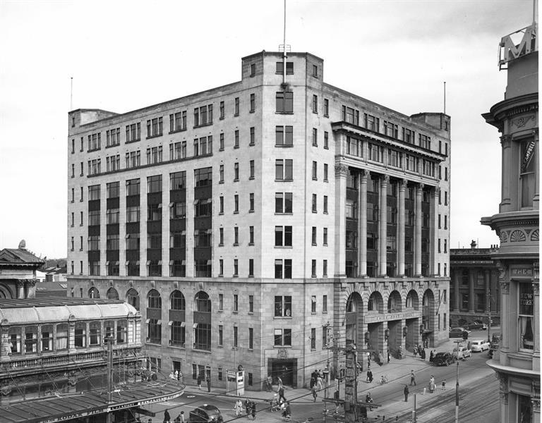 Image result for distinction hotel old [post office dunedin