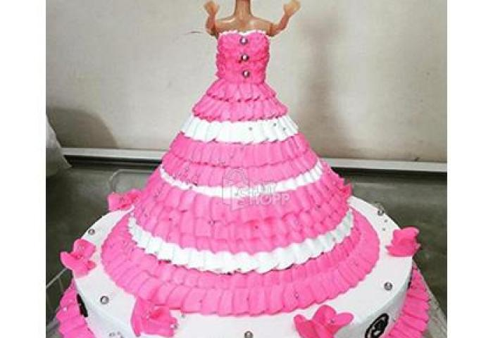 Barbie Cakes Design 1 15 Kg At Rs155000 From Vamigos Vikroli