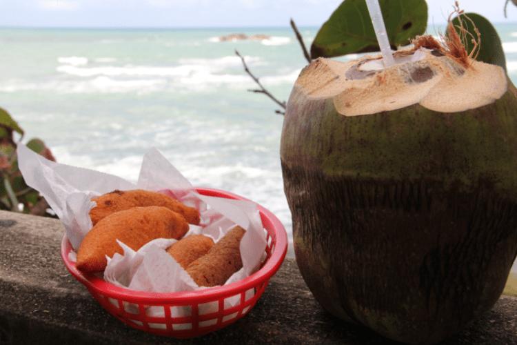 Alcapurrias Puerto Rico