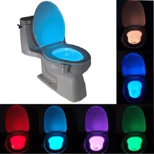 tophatter, toilet night light