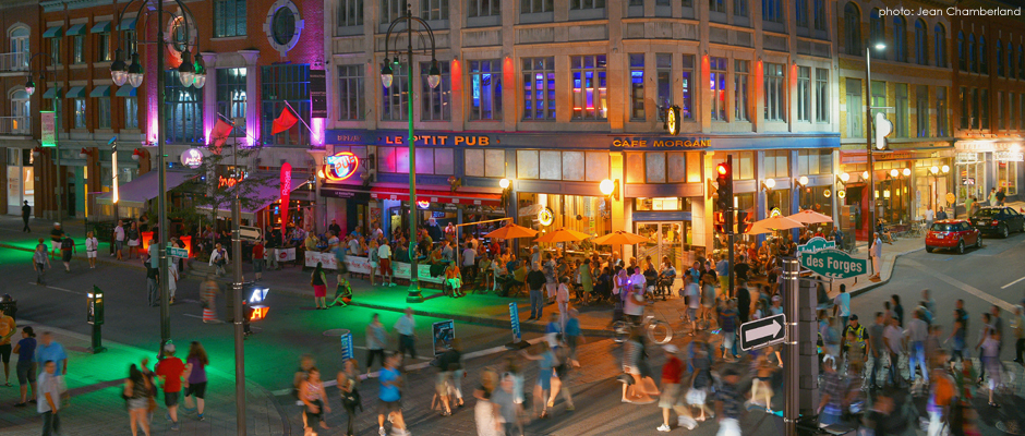 Centre Ville De Trois Rivires Suggestions De Restaurants