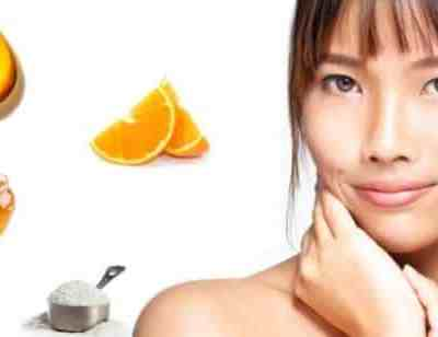 Orange & Honey Face Mask For Radiant Skin