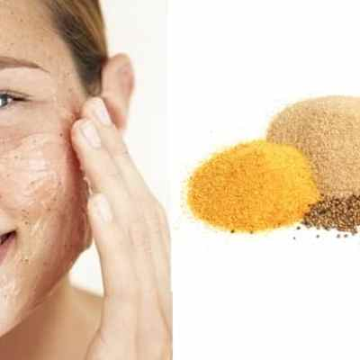 Homemade Face Scrubs