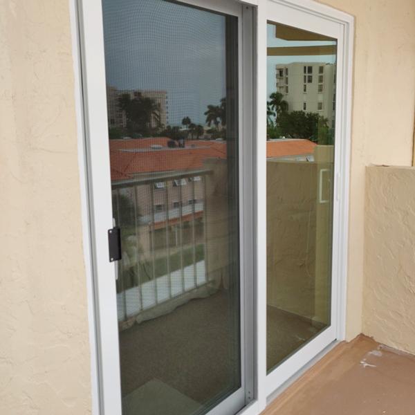 hurricane impact sliding glass doors