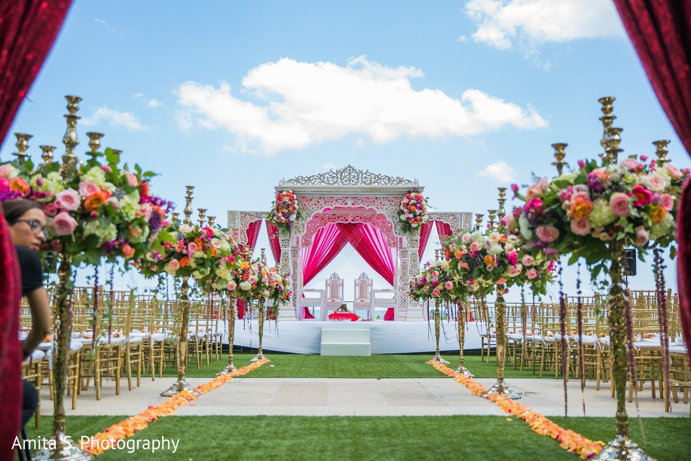 Fort Lauderdale FL Indian Wedding By Amita S Photography