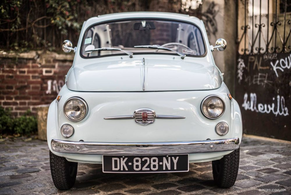 simplicity led to the fiat 500 s