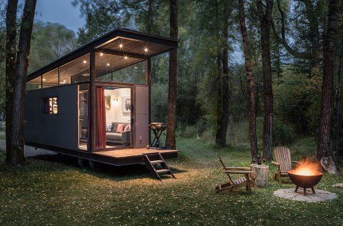 Tiny Houses - Modular Prefab Homes And Cabins