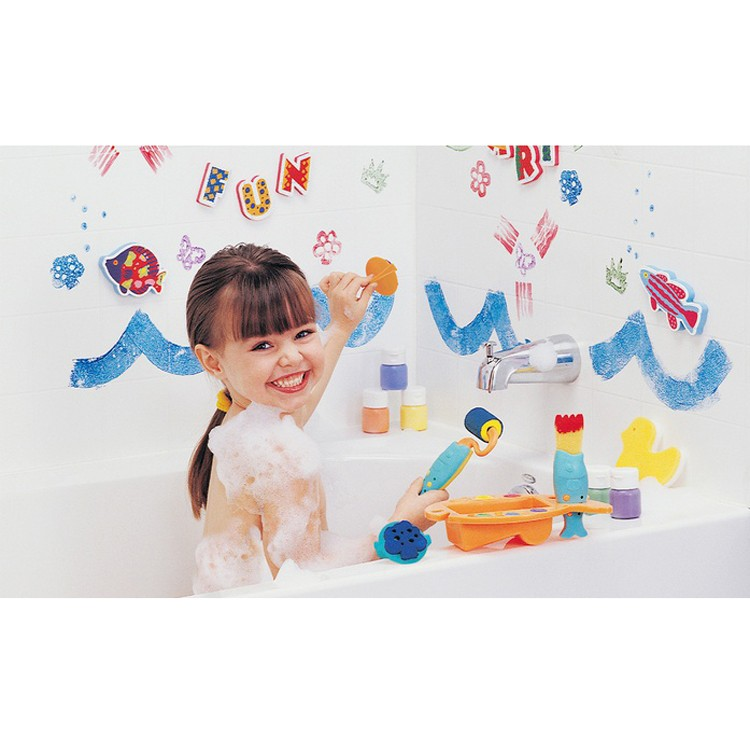 Artist In The Tub Painting Set Bath Toy Educational Toys