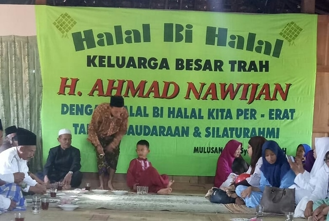 Halal Bi Halal Mempererat Silaturahim Dan Persaudaraan