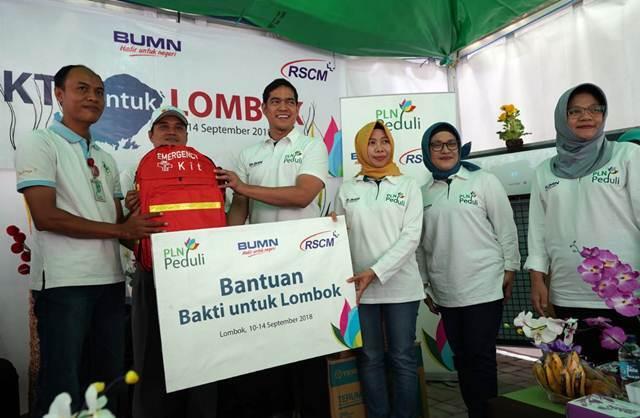Image result for medis pln untuk lombok rscm