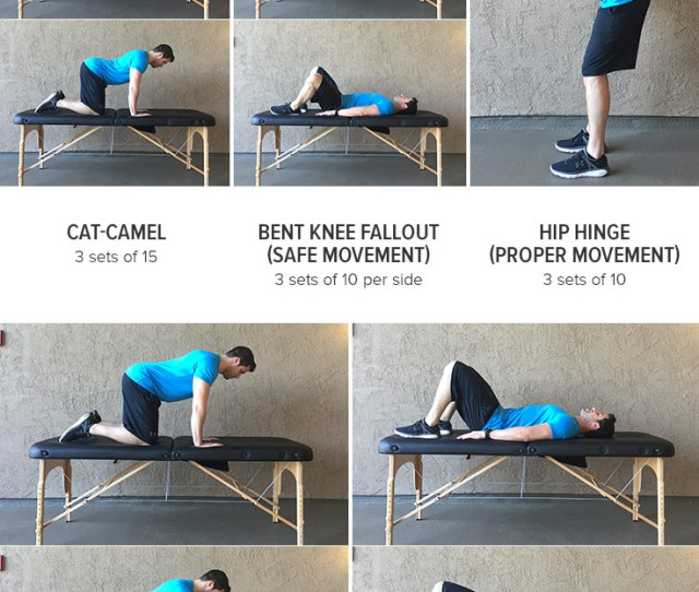Easy Exercises For Mild To Severe Lower