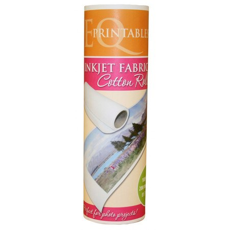 Printable Cotton Fabric Roll 8 1 2 X 120