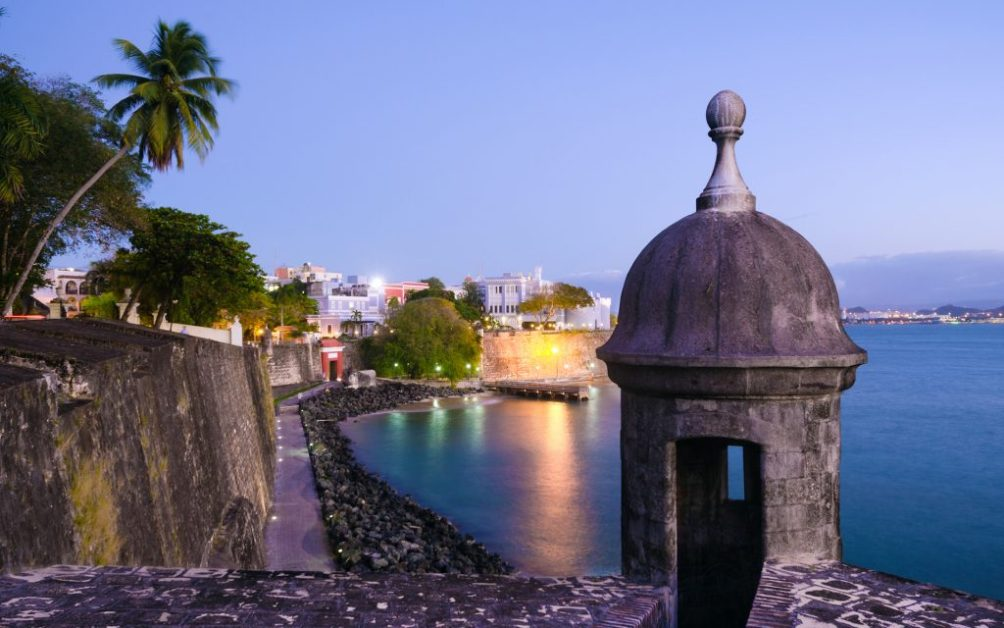 Puerto Rico: A U.S. territory on the same growing latitude as Jamaica, and a consumer base of 3.5 million residents. (gregobagel/iStock)