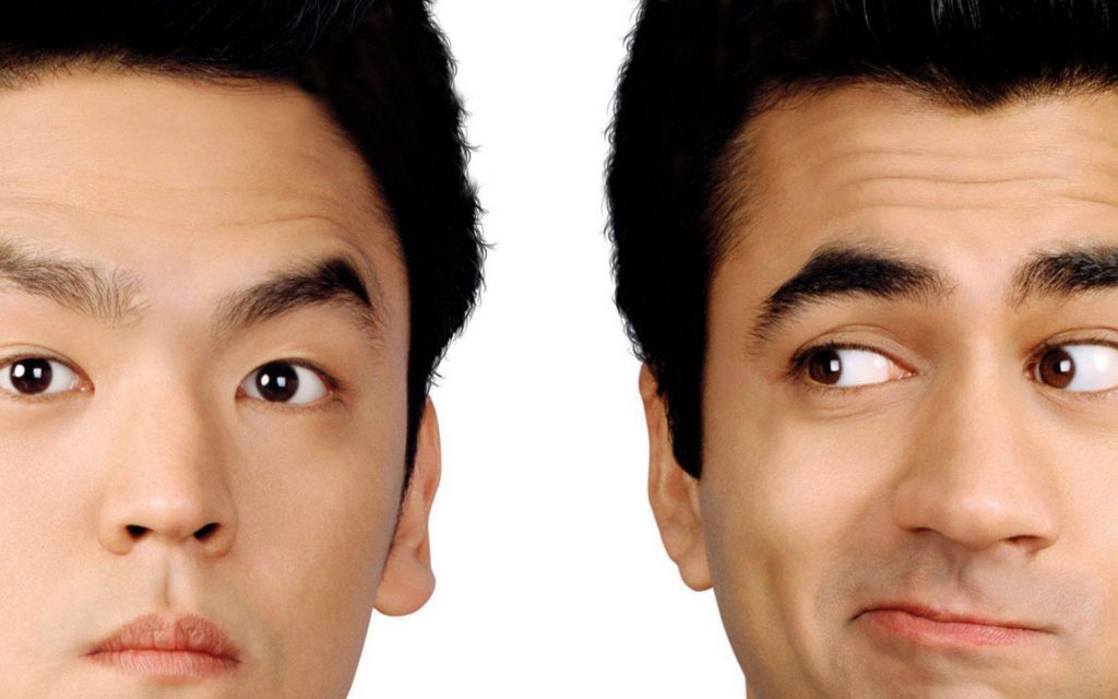 Stoner movie about weed #8: Harold and Kumar Go To White Castle
