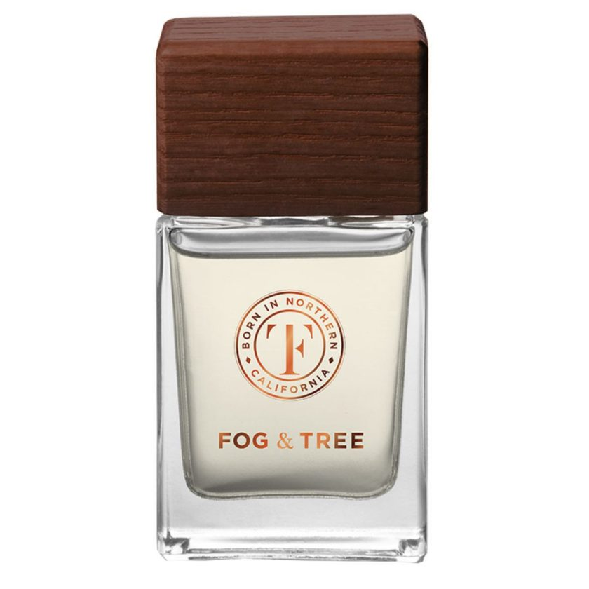 Men's grooming products with cannabis: Eau de Parfum by Fog & Tree