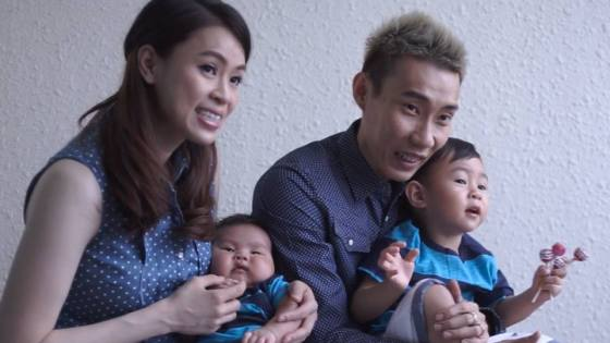 Image result for lee chong wei family