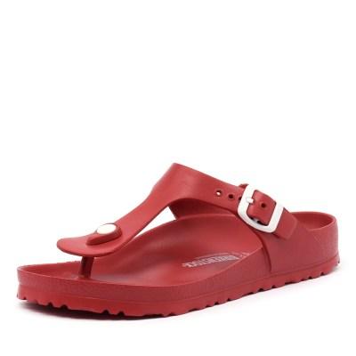 Birkenstock Gizeh EVA Red (Red)