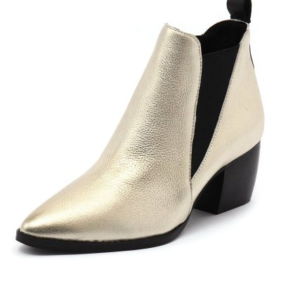 Sol Sana Bruno Boot Gold (Gold)