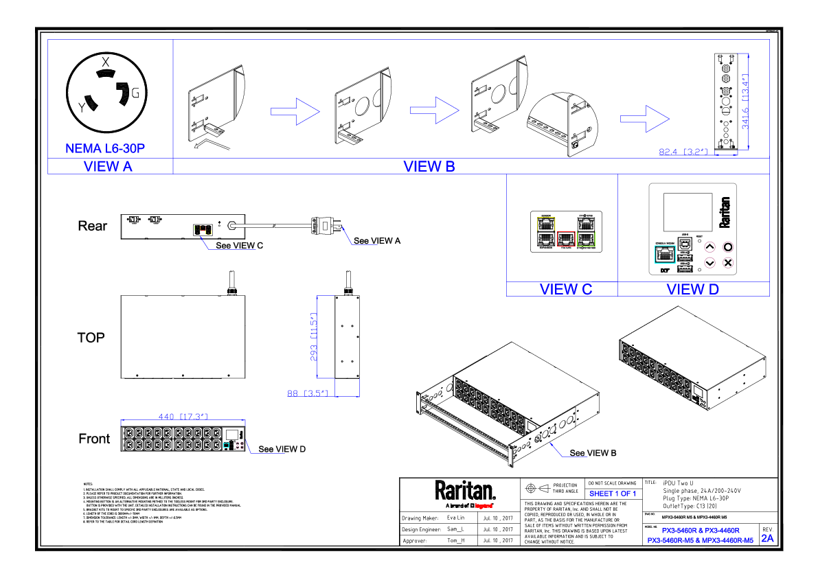 Rack Pdu Px3 R C5 Product Selector