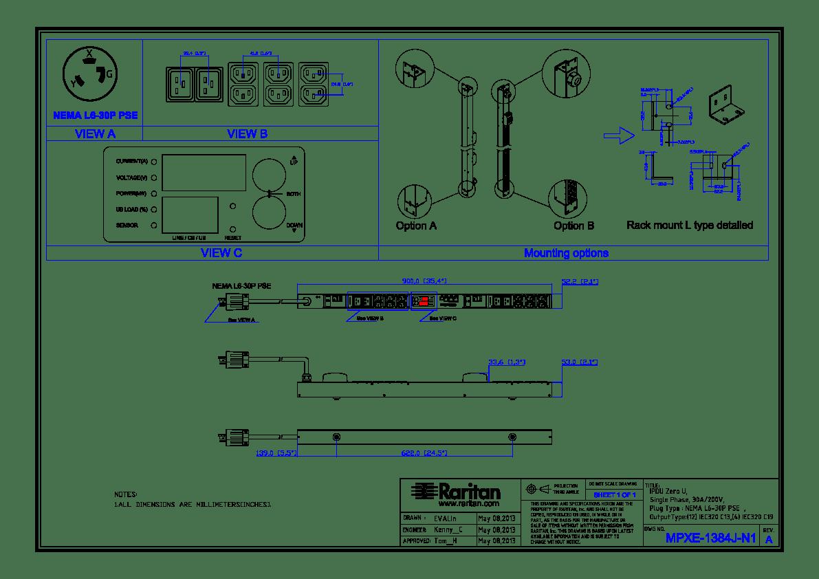 Rack Pdu Pxe J N1 Product Selector