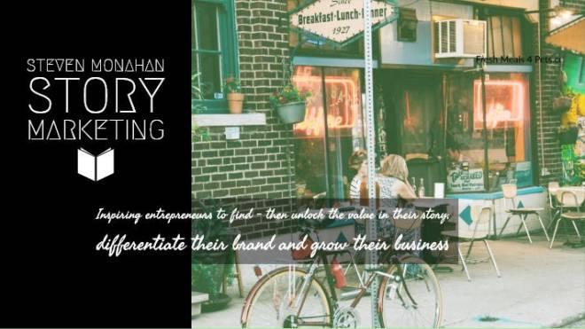 Steven Monahan Story Marketing