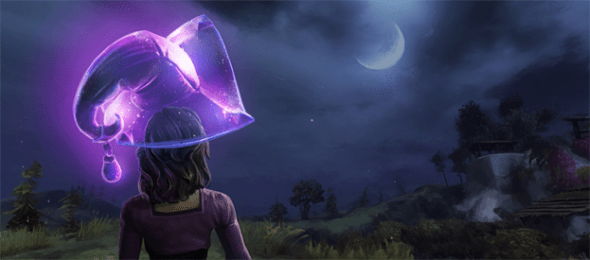 Conjured Starlight Hat