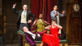 cast of The Play That Goes Wrong
