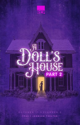 "Nashville Rep's ""A Doll's House, Part 2"" plays Oct. 13 - Nov. 3."