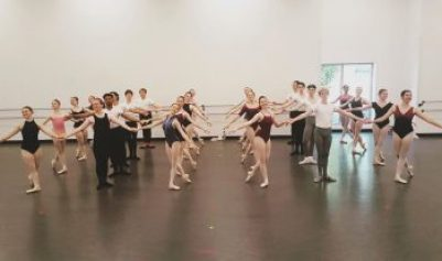 School of Nashville Ballet continues online with virtual classes for all ages.