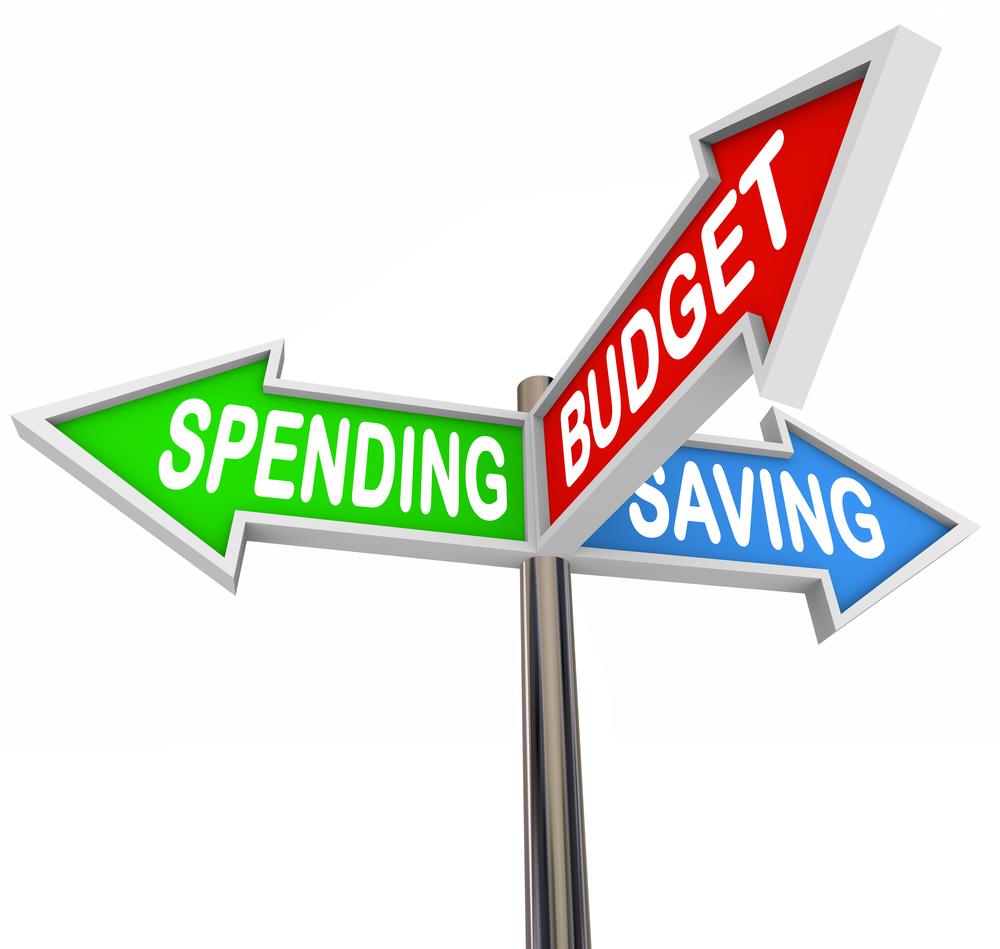 Saving vs. spending