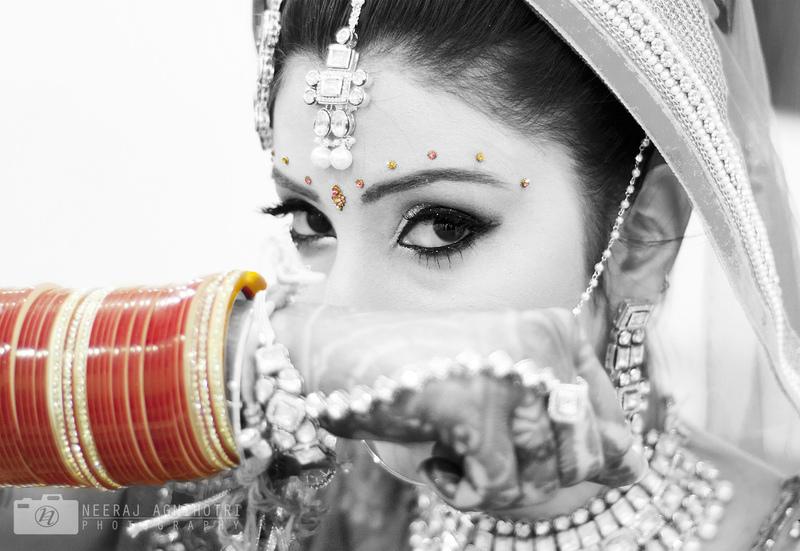 Image result for chooda in punjabi wedding photography