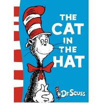 The Cat in the Hat: Green Back Book