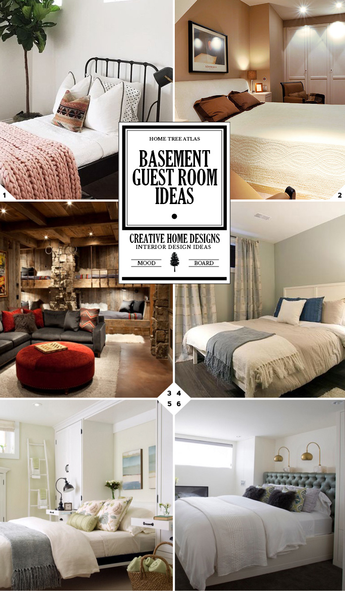 The Hotel Experience  Basement Guest Room Ideas   Home Tree Atlas The Hotel Experience  Basement Guest Room Ideas