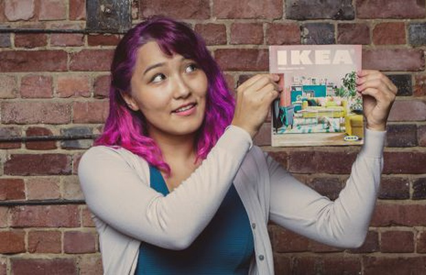 Woman Memorises All 328 Pages Of An Ikea Catalogue In