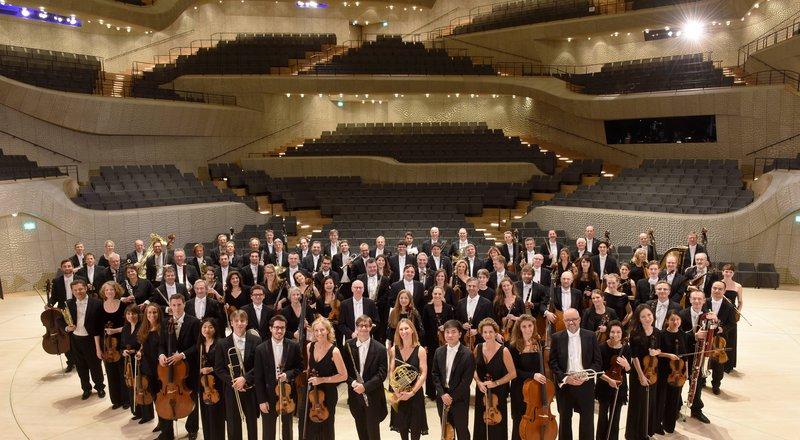 Ndr Elbphilharmonie Orchester Elbphilharmonie