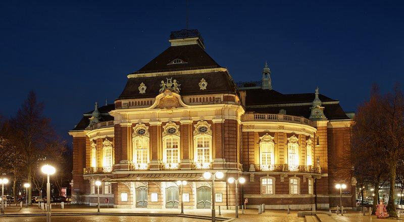 Laeiszhalle Elbphilharmonie