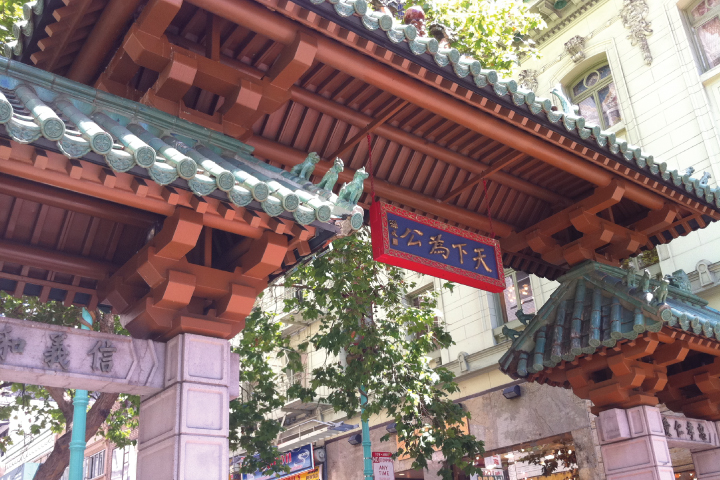 Top 10 Things To See in San Francisco - Chinatown