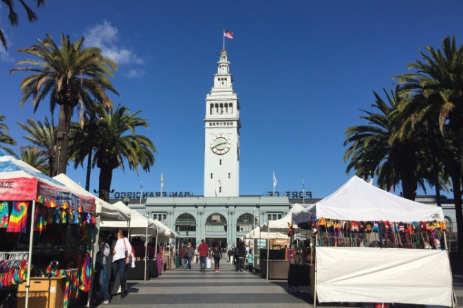 Top 10 Things To See in San Francisco - Ferry Building
