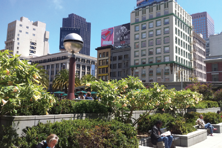 Top 10 Things To See in San Francisco - Union Square