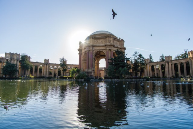 Top 10 Photo Spots in San Francisco - Palace of Fine Arts
