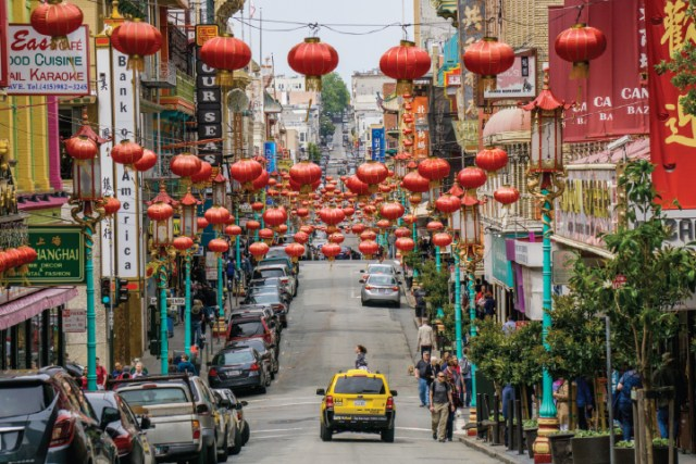 Top 10 Photo Spots in San Francisco - Chinatown