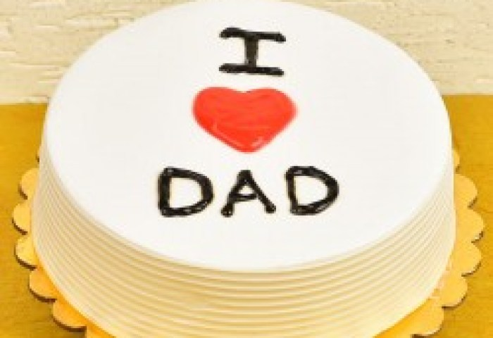 Fathers Day Special Cakes Online Delivery Myflowertree