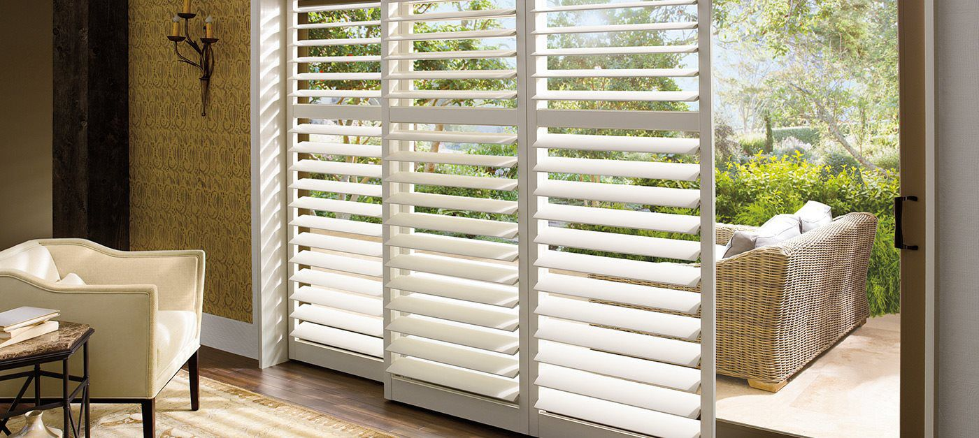 Palm Beach Shutters Urban Blinds
