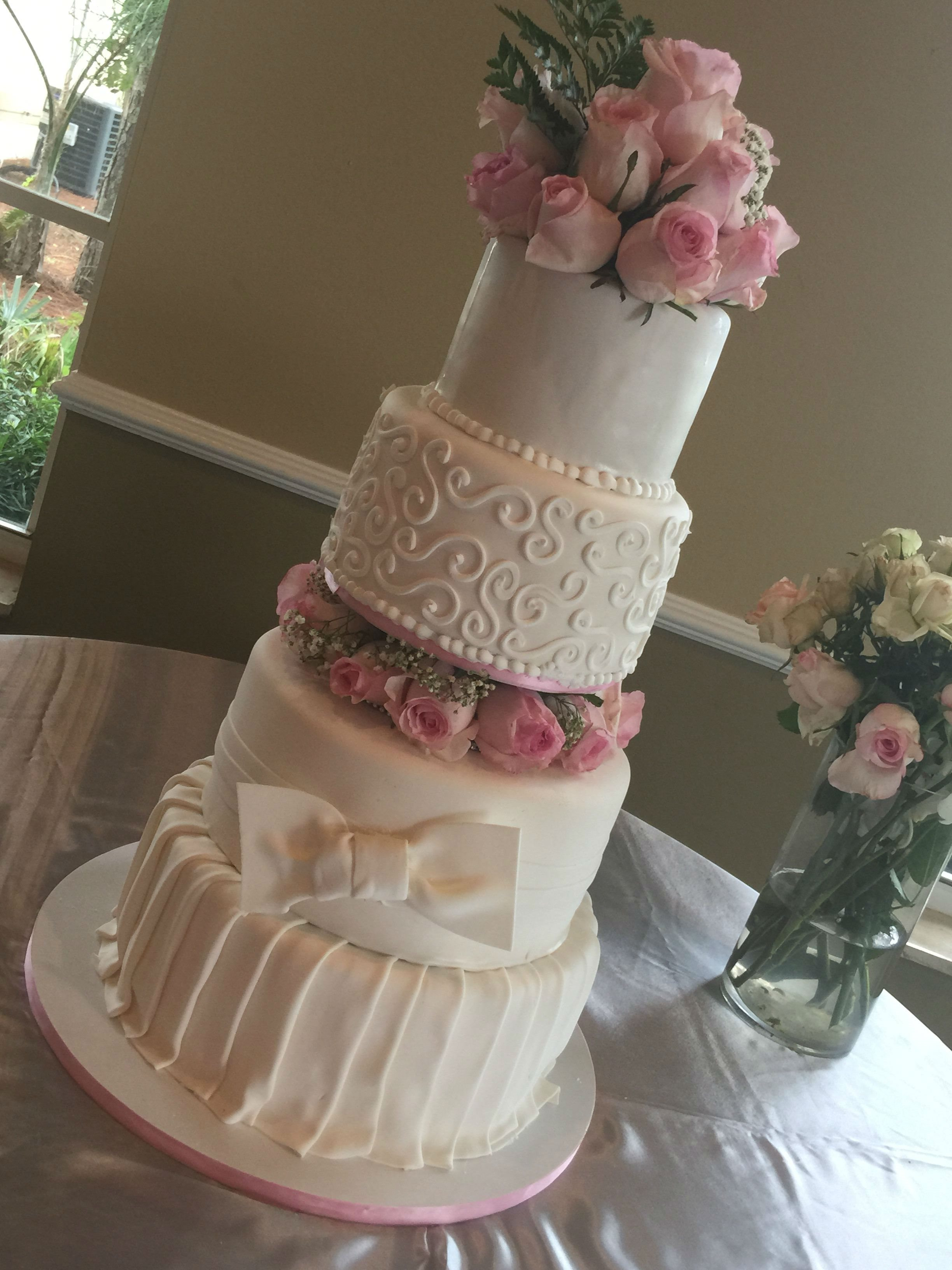 Beautiful Custom Cakes In Fort Pierce FL The Cake Lady