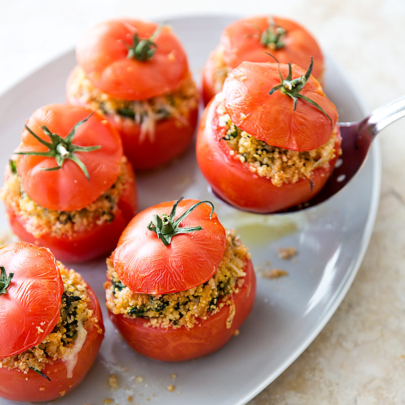 Stuffed Tomatoes Cooks Country